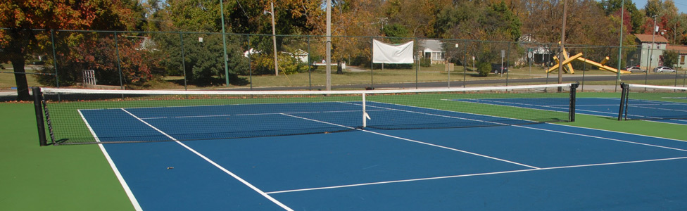 Tennis Court Maintenance Services