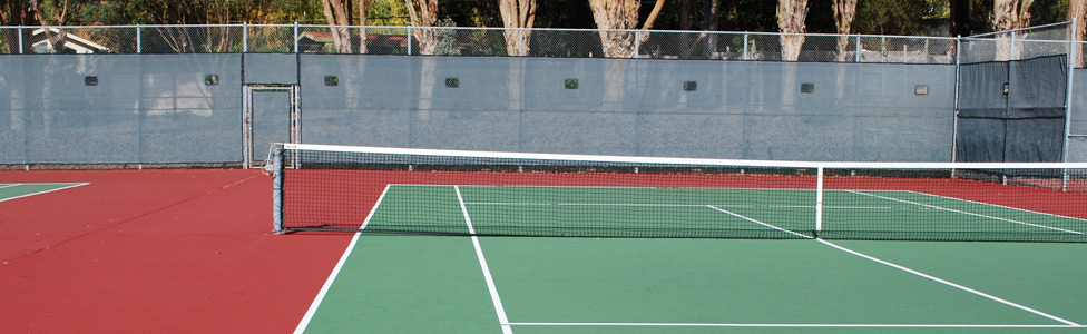 Tennis Court Painting Services